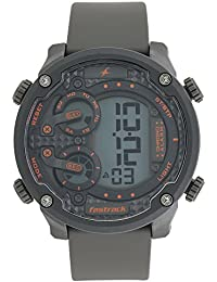 Fastrack Trendies Analog Black Dial Men's Watch-38045PP03