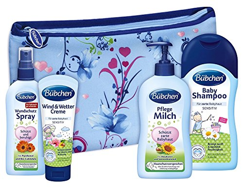 Bübchen Baby Care Starter Set, 1er Pack (1 x 575 ml)