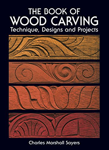 The Book of Wood Carving (Dover Woodworking) (English Edition) Chip Carving Knives