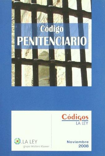 Codigo penitenciario edicion 2008