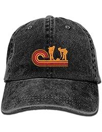 Walnut Cake Cappellini Baseball Retro Style Curling Denim Hat Adjustable  Womens Surf Baseball Hat e22be39b7f1c
