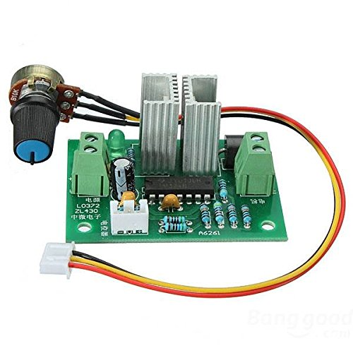 mark8shop 12 V-36 V Pulse Breite PWM DC Motor Speed Schalter Controller Regulator -