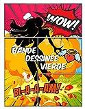 Bande dessinée vierge: écrire des histoires créer vos propres bandes dessinées avec une variété de modèles pour les enfants et les adultes de tous âges