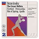 Stravinsky: Great Ballets