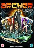 Archer: Season 1 [Edizione: Regno Unito] [Reino Unido] [DVD]