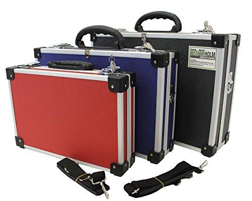 Trutzholm® Kofferset Alu 3 Koffer Werkzeugkoffer Alukiste Allzweckkoffer Box