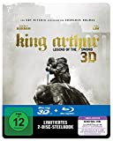 King Arthur: Legend Of The Sword Steelbook (exklusiv bei Amazon.de) [3D Blu-ray] [Limited Edition] -