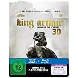 King Arthur: Legend Of The Sword Steelbook (exklusiv bei Amazon.de) [3D Blu-ray]