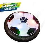 Joy-Jam Spielzeug für 5-8 Jahre alte Jungen, Hover Fußball Fussball für Kinder Geschenke Spielzeug für Drinnen und Draußen Schwarz