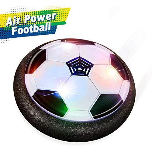 Joy-Jam Spielzeug für 5-8 Jahre alte Jungen, Hover Fußball Fussball für Kinder Geschenke Spielzeug für Drinnen Schwarz