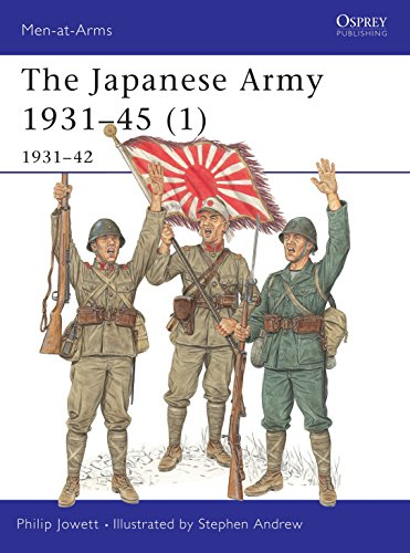 The Japanese Army: 1931-1942 Pt.1 Cover Image