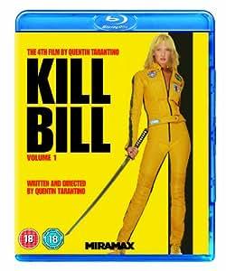 Kill Bill - Volume 1 [BLU-RAY]