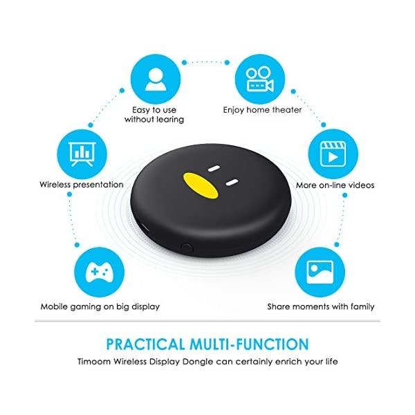 Chromecast-Timoom-Dongle-daffichage-WiFi-HDMI-1080P-5G24G-Rcepteur-de-TV-Numrique-Support-Google-Home-Chromecast-NetflixYoutube-Airplay-DLNA-Miracast-pour-iOS-Android-Mac-Windows