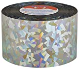 #8: Spick Global Bird Scare Pigeon Control Tape & Holographic Birds Scare Deterrent Visual Audible Ribbon 2 inch x 330 feet 1 Roll
