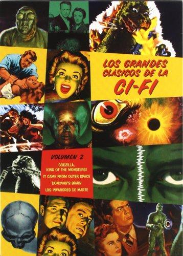 los-grandes-clasicos-de-la-ci-fi-volumen-2-dvd