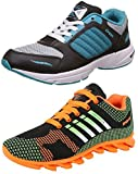 #9: Chevit Men's Combo Pack of 2 Running Shoes (Sports Shoes)
