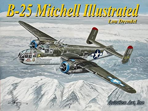 B-25 Mitchell Illustrated (The Illustrated Series of Military Aircraft Book 1)