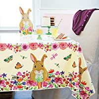 Floral Easter Bunny Party Supplies