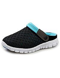Zuecos De Playa Piscina Verano Zapatillas Antideslizante Calzado Deportivo Running Unisex Mujer Hombre