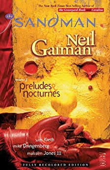 The Sandman Vol. 1: Preludes & Nocturnes (New Edition) (The Sandman series) by [Gaiman, Neil]