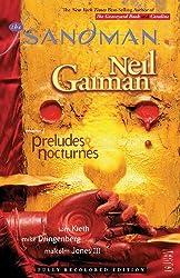 The Sandman Vol. 1: Preludes & Nocturnes (New Edition) (The Sandman series)