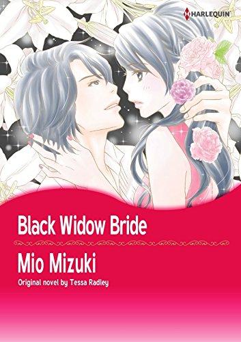 Black Widow Bride: Harlequin comics (English Edition)