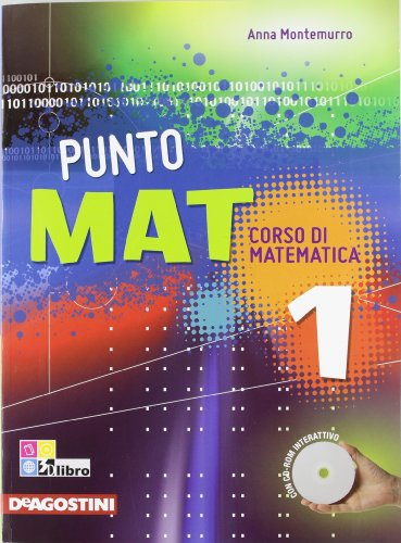 Puntomat-Laboratorio con palestra INVALSI. Per la Scuola media. Con CD-ROM: PUNTOMAT 1+QUAD +CD