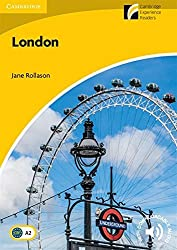 London Level 2 Elementary (Cambridge Discovery Readers) by Jane Rollason (2014-10-16)