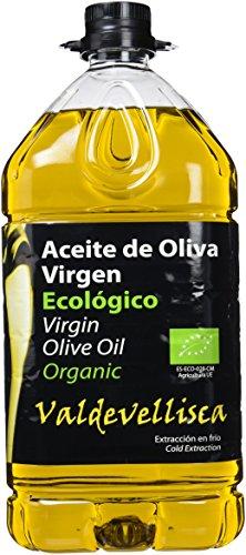 ValdeVellisca - Aceite Oliva Virgen Ecológico 5 litros