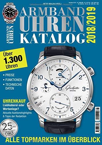 Armbanduhren Katalog 2018