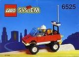 LEGO System Feuerwehr 6525 Feuerwehr Kommandowagen