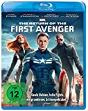 The Return of the First Avenger [Blu-ray] -