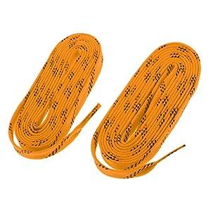 Dolity 1 Paar Premium Sport Schnürsenkel für Schlittschuhe Eishockey Hockey