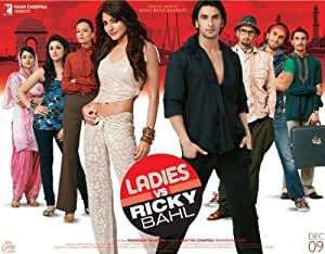 LADIES VS RICKY BAHL DVD GENIUNE ORIGINAL NEW