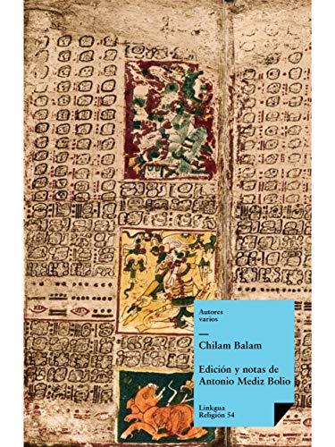 Chilam Balam (Religion) eBook  Autores varios 477909e241a