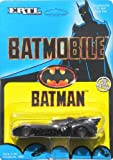 Ertl 1989 Batman> 1:64 Scale Batmobile Variant Bob Kane Card Art by Toys4Sale
