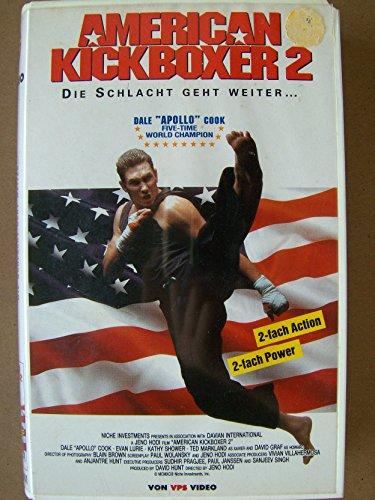 Bild von American Kickboxer 2 [VHS]