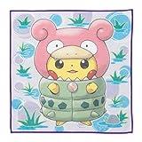 Pikachu einen Poncho von Pokemon-Center Original-Handtuch Megayadoran tragen