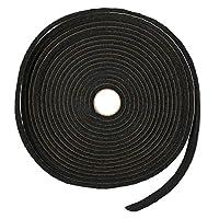 Sealed Silent Tape, Black,3500000000033