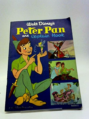 Walt Disney's Peter Pan and Captain Hook