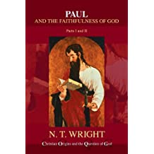 Paul and the Faithfulness of God (Christian Origins and the Question of God)