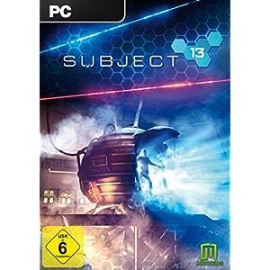 Subject 13 [PC/Mac Code – Steam]