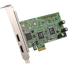 AVerMedia DarkCrystal HD Capture Pro - Capturadora de vídeo (1080i, 480i, 480p, 576i, 576p, 720p, CyberLink PowerDirector 8 HE & CyberLink PowerProducer 5 BD, Intel Pentium 4 3.0GHz, Windows 7 /Vista/XP (32/64-Bit))