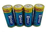 Kendal Ultra Power Alkaline 1,5V MN9100LR1N Größe Batterien 4Zählen