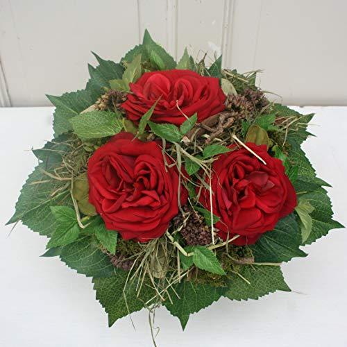 FRI-Collection Seidenblumenstrauß Strauß Biedermeier #41717