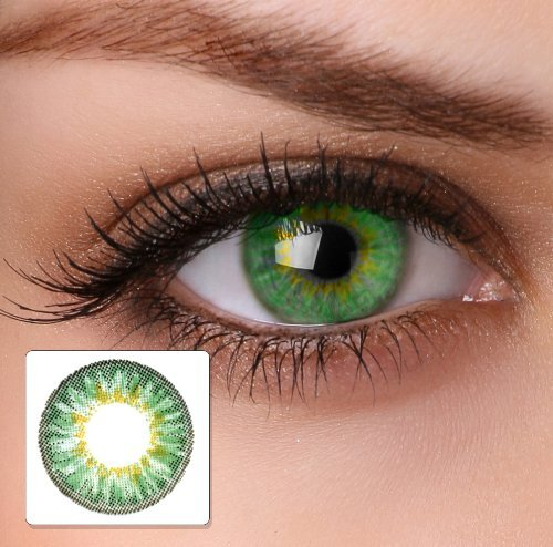 eye-effect-lentilles-de-contact-colorees-cool-green-2-x-vertes-lentilles-de-contact-sans-correction-