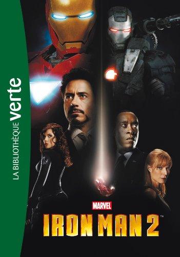 Bibliothèque Marvel 06 - Iron Man 2 - Le roman du film