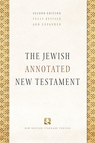 The Jewish Annotated New Testament (English Edition)