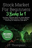 Stock Market Investing For Beginners: 3 Books in 1 - The New Complete Bible For Stock Market Investing, Penny Stocks, Stock Trading, Investing For ... Stock Market Investing, Penny Stocks, Forex