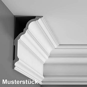 Musterst/ück 20 cm Ulf Moritz Stuckleisten Profilleiste C371 Shade Orac Decor Muster LUXXUS Zierleisten